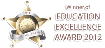 Education ExcellenceAward Winner